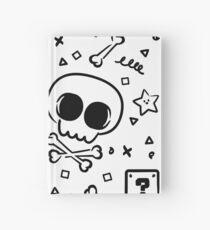 Lluksy Retro Gamer Hardcover Journal