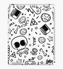 Lluksy Retro Gamer iPad Case/Skin