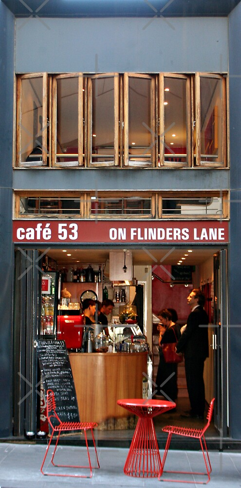 Cafe 53 by JHP Unique and Beautiful Images