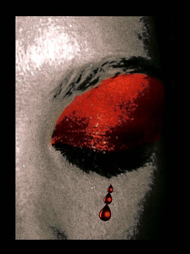 Cry... by loramae
