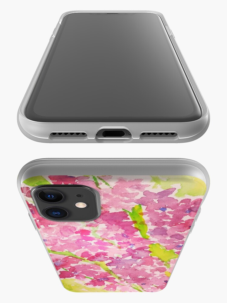 Alternate view of Larkspur iPhone Case & Cover