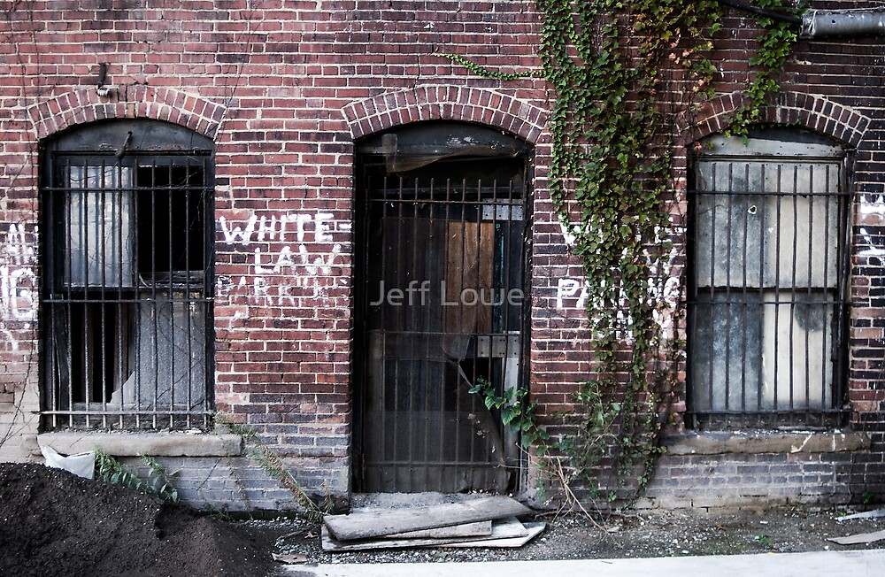 White Law by Jeff Lowe