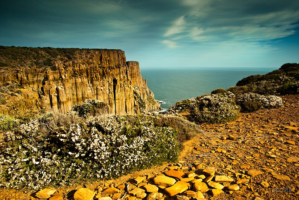 The edge of the Cape by bonsta