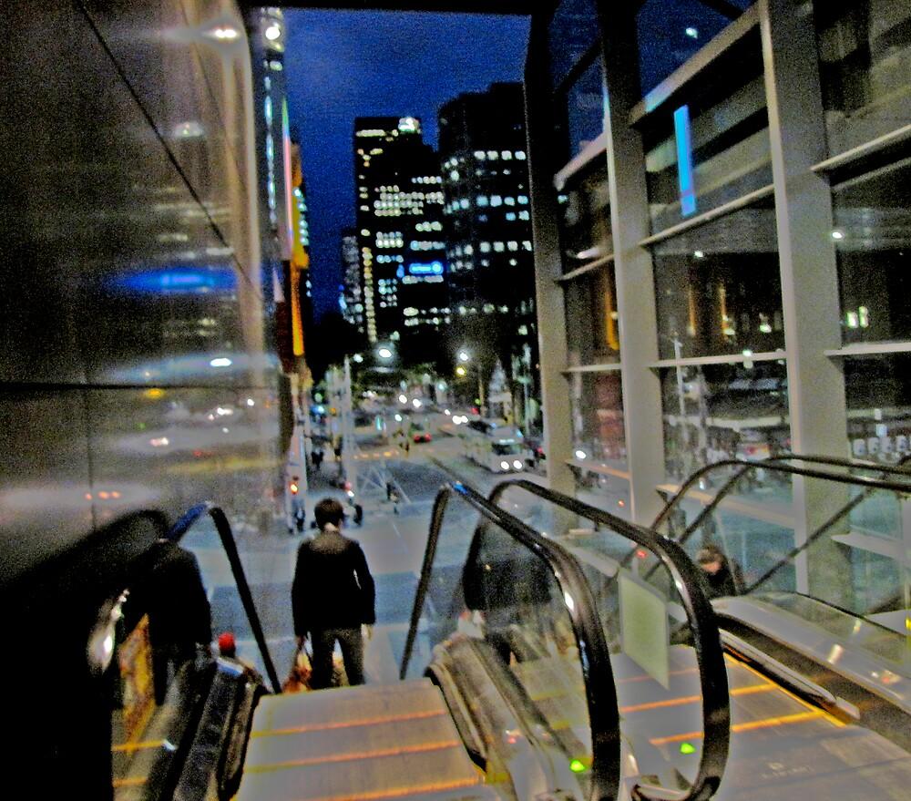 enter the city by vicintaz