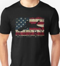 Rugby Blood Sweat Bruises Player USA Unisex T-Shirt
