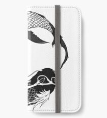 Pez Hipster iPhone Wallet/Case/Skin