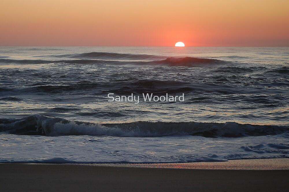 It's a Beautiful Morning! by Sandy Woolard