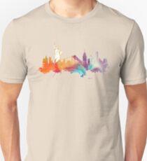 NYC New York City skyline T-Shirt