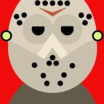 Oooh Scary Jason by Slinky-Reebs