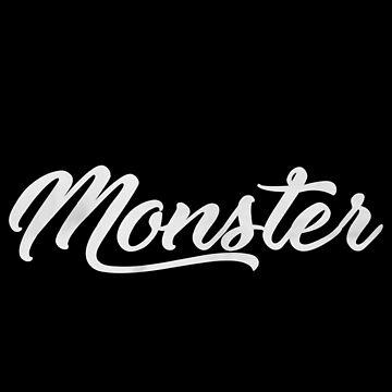 Monster by Vexl33t