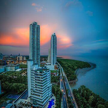 Costa del Este - Panama by Bernai