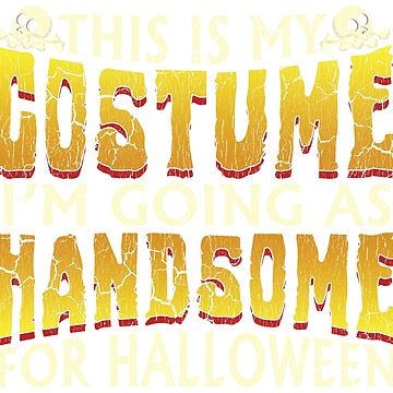 Handsome Halloween Costume by frittata