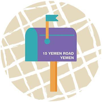 15 Yemen Road, Yemen by guzzi