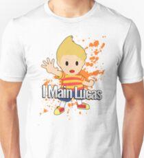 I Main Lucas - Super Smash Bros. Unisex T-Shirt