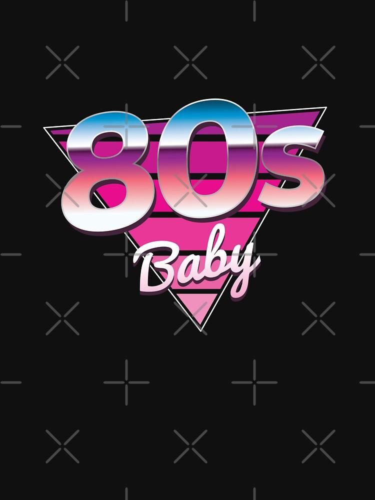 80s Baby by zoljo