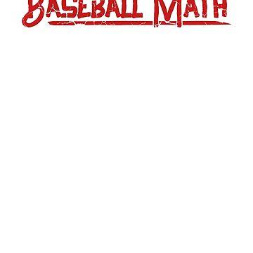 Baseball Math by frittata