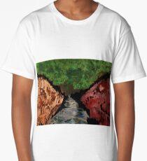 Towards the Dark Forest Long T-Shirt