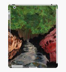 Towards the Dark Forest iPad Case/Skin