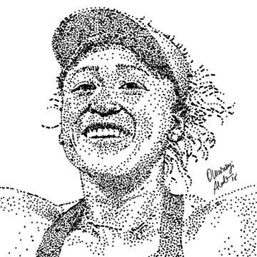Tennis Queen by tqueen