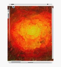 Sun radiating engery iPad Case/Skin