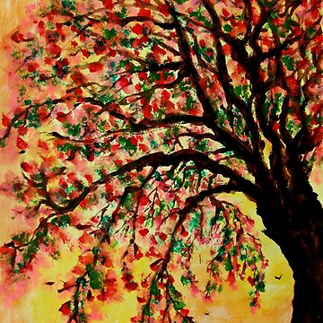 Cherry Tree by ditempli