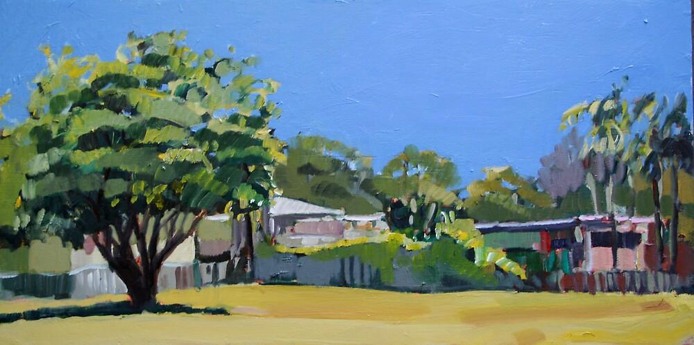 Windsor Landscape by Paul  Milburn