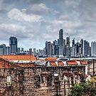 Old and New Panama by Bernai Velarde PCE 3309