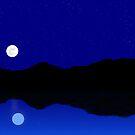Moonlight Serenade by Ed Moore