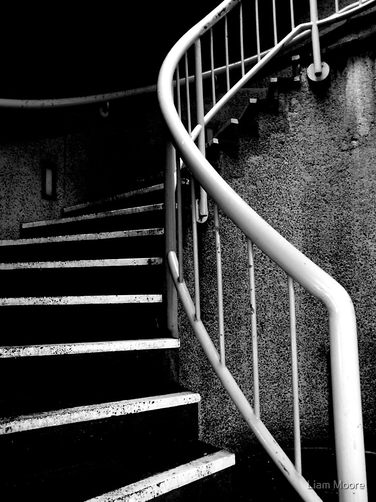 Staircase by Liam Moore