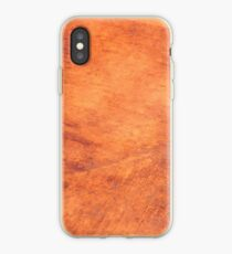 Red Earth iPhone Case
