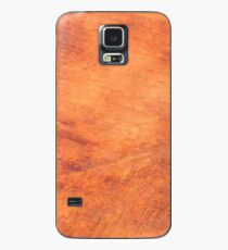 Red Earth Case/Skin for Samsung Galaxy