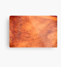 Red Earth Metal Print