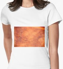 Red Earth Women's Fitted T-Shirt