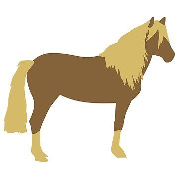 Horse by Designzz