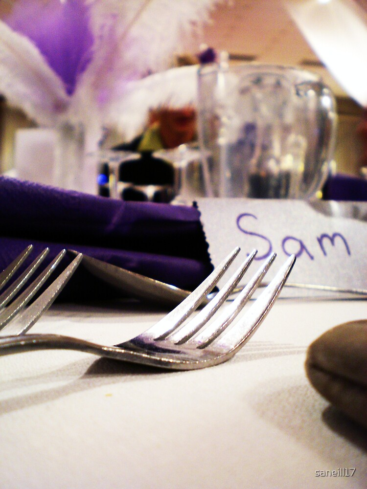 My Forks at Linelle's Deb by saneill17