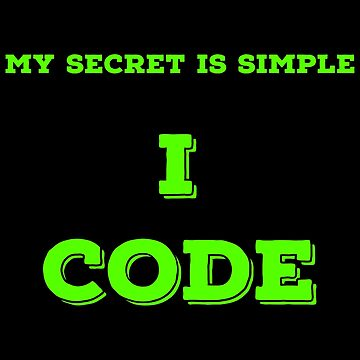 Love Coding T Shirts. Cool Funny Gifts for Coders. by Bronby