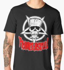 FrankenSkull -New Hellion Logo Men's Premium T-Shirt