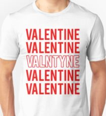 Valntyne Unisex T-Shirt