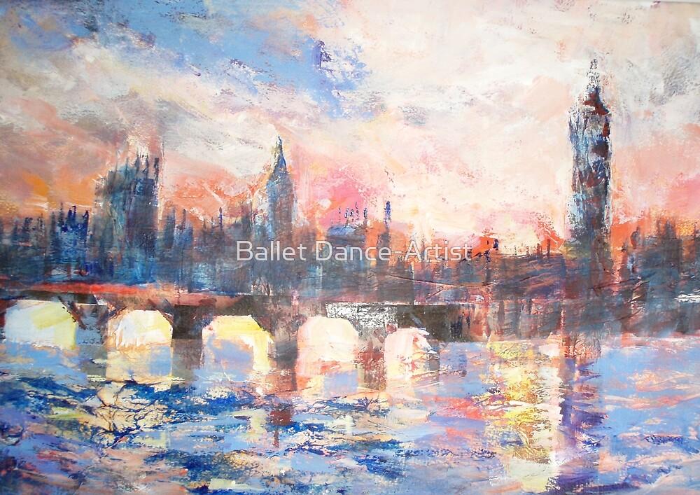 Colourful London by Ballet Dance-Artist