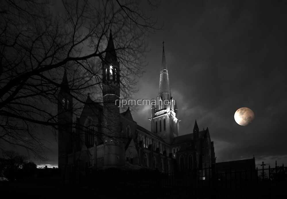 Bendigo Cathedral 2 by rjpmcmahon