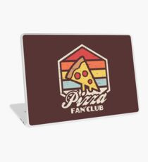 Pizza fan club  Laptop Skin