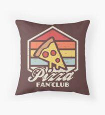 Cojín de suelo Club de fans de pizza