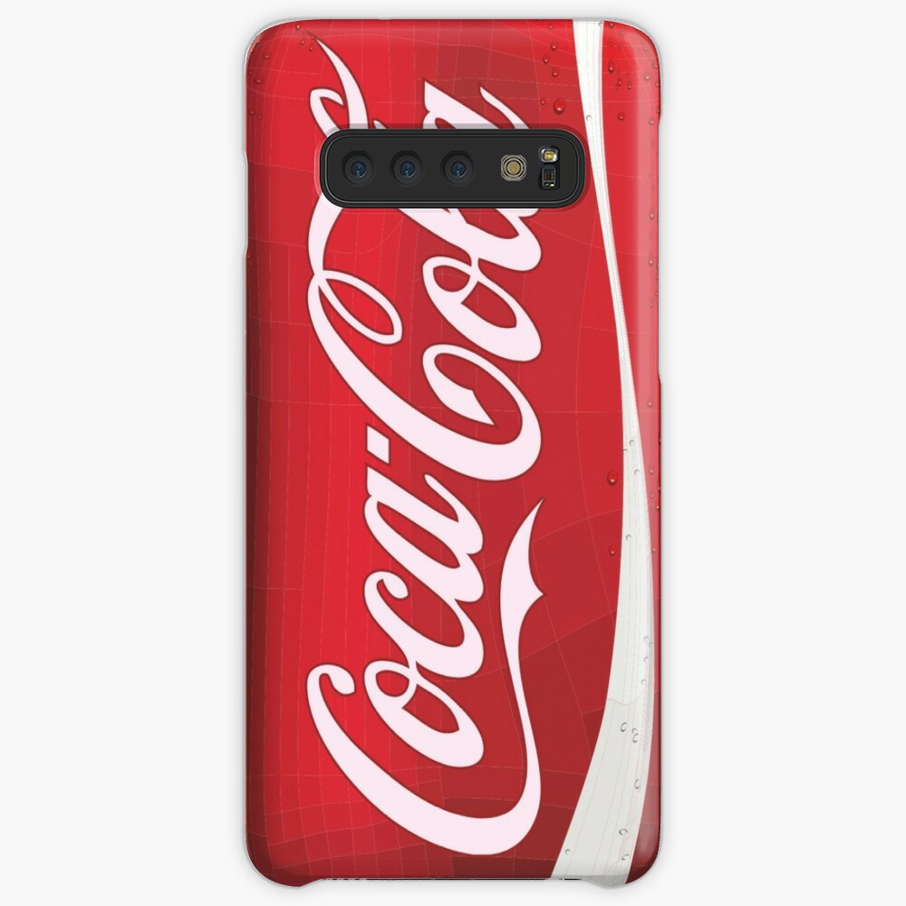 coca-cola can Case & Skin for Samsung Galaxy