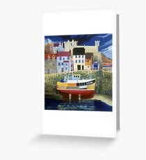 Aspects of East Neuk Greeting Card