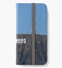 Hollyweed Sign iPhone Wallet/Case/Skin