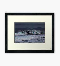Pentland Firth, Caithness, Scotland Framed Print
