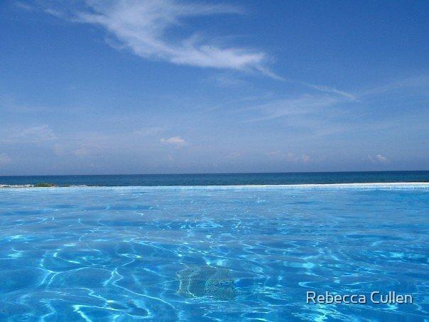Playa Del Carmen by Rebecca Cullen