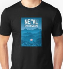 Nepal Earthquake appeal - T Shirt Unisex T-Shirt