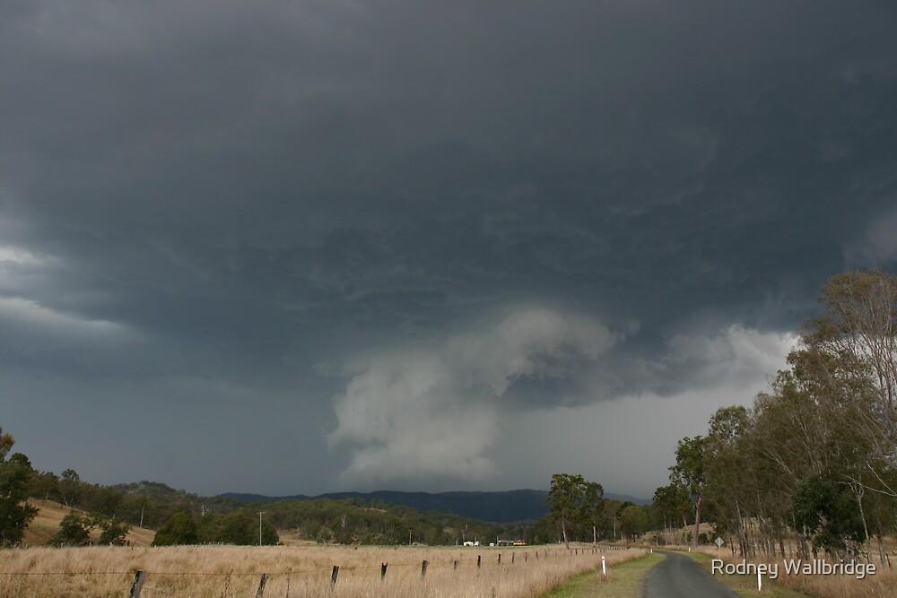 Storm Day Power by Rodney Wallbridge