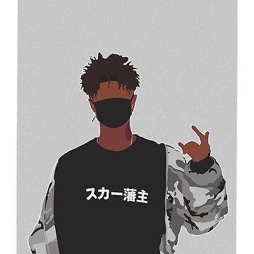 SCARLXRD by barneyrobble